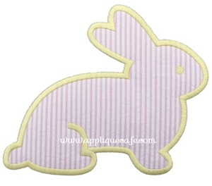 Bunny 14 Applique Design