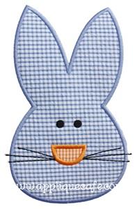 Bunny 8 Applique Design
