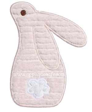 Bunny 9 Applique Design