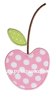 Cherry Applique Design