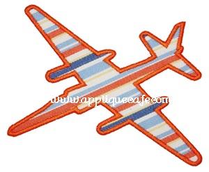 Jet Applique Design