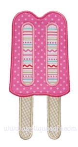 Popsicle 2 Applique Design