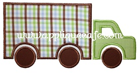 Truck Applique Design